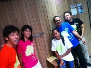 Reuse T-shirts at TAMASA Serviced Apartment and Villa